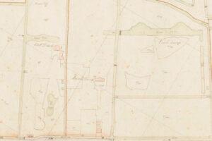 Kadastraal Minuutplan uit 1822