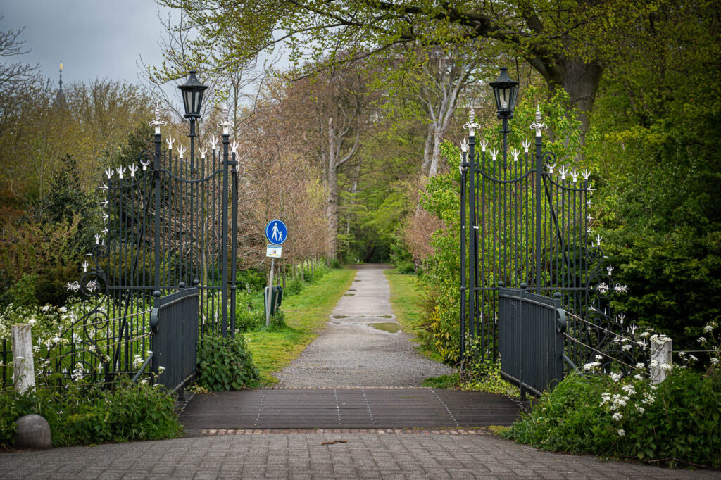 Hekwerk - Landgoed Oostduin